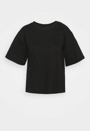 T-BOWLY-A1 - Print T-shirt - black