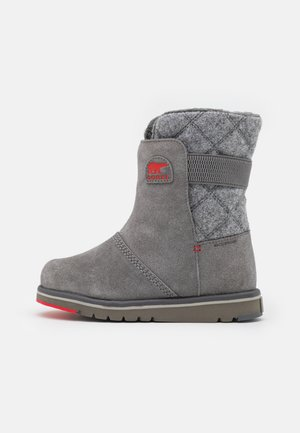 YOUTH RYLEE - Winter boots - quarry/dove