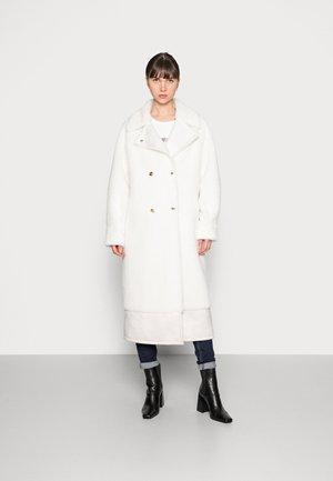CAPPOTTO SINTETICO - Winter coat - snow white