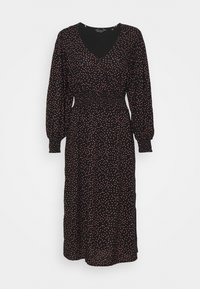 Dorothy Perkins Petite - PEACH DRESS - Day dress - black - 0