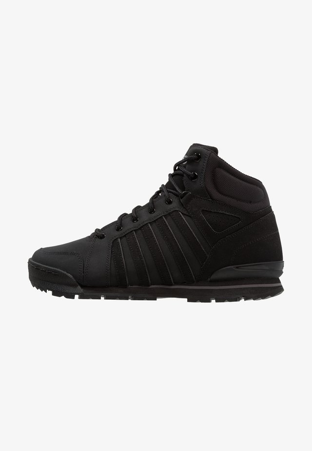 NORFOLK - High-top trainers - black