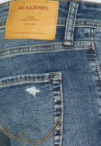 Jack & Jones - JJILIAM JJORIGINAL - Jeans Skinny Fit - blue denim - 6