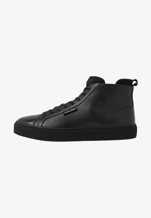 ERVE - Baskets montantes - black