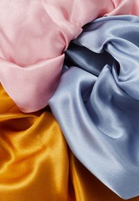Pieces - PCSCALE SCRUNCHIE 3 PACK - Hair styling accessory - blush/yellow/blue - 2