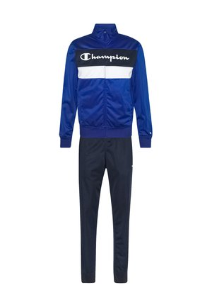 TRACKSUIT - Trainingspak - blue/dark blue