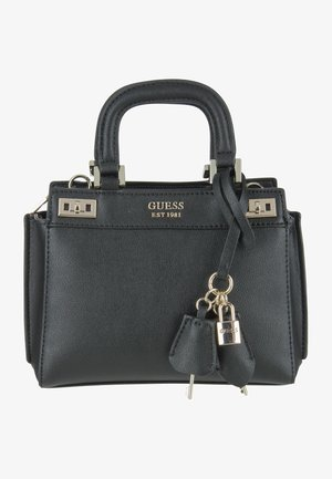 KATEY MINI - Bolso de mano - black