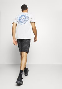 adidas Performance - SHORTS - Sports shorts - black/white - 2