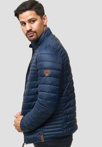 INDICODE JEANS - REGULAR FIT - Light jacket - navy - 3