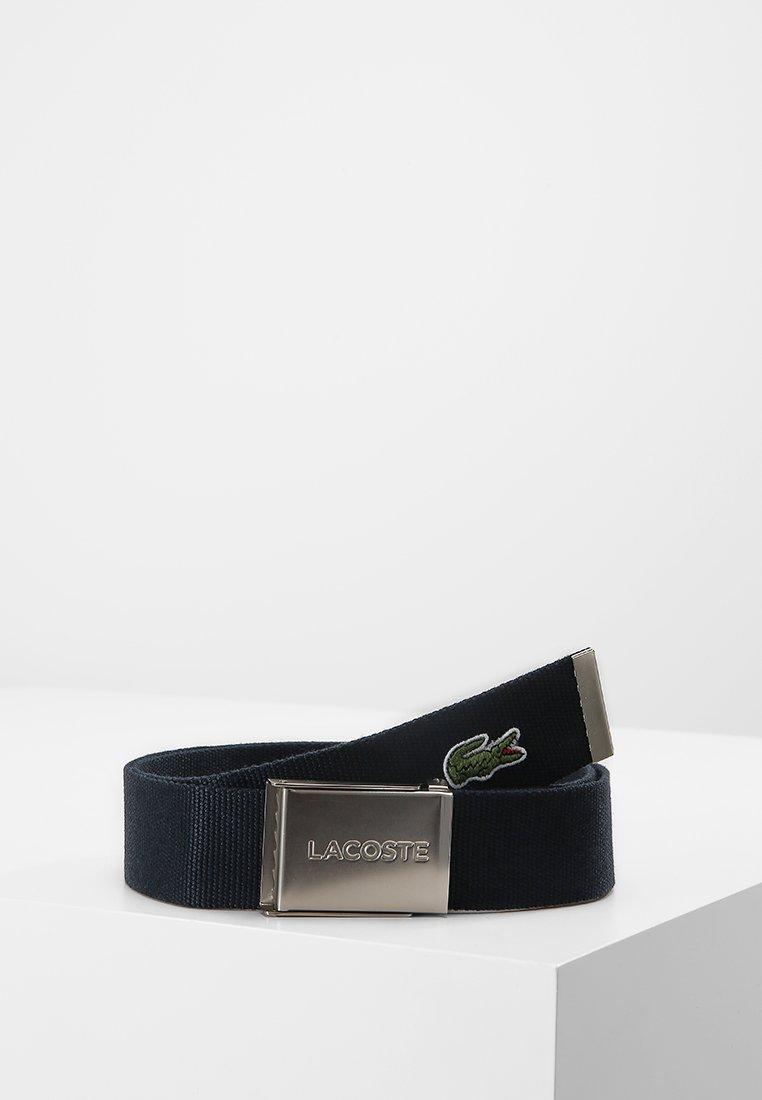 Lacoste - Belt - navy blue