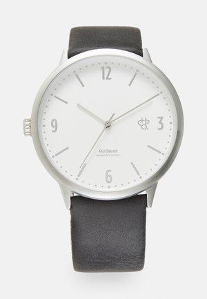 WEDNESDAY UNISEX - Klocka - silver-coloured