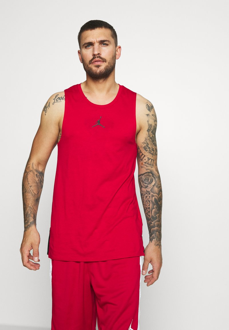 Jordan - 23ALPHA - T-shirt sportiva - red