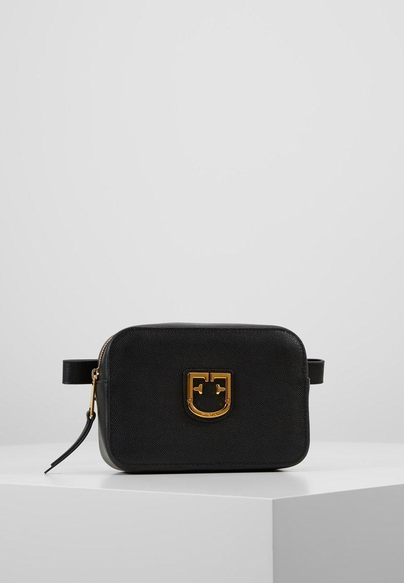 Furla - BELVEDERE BELT BAG - Bum bag - onyx