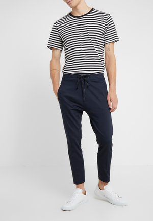 JEGER - Trousers - navy