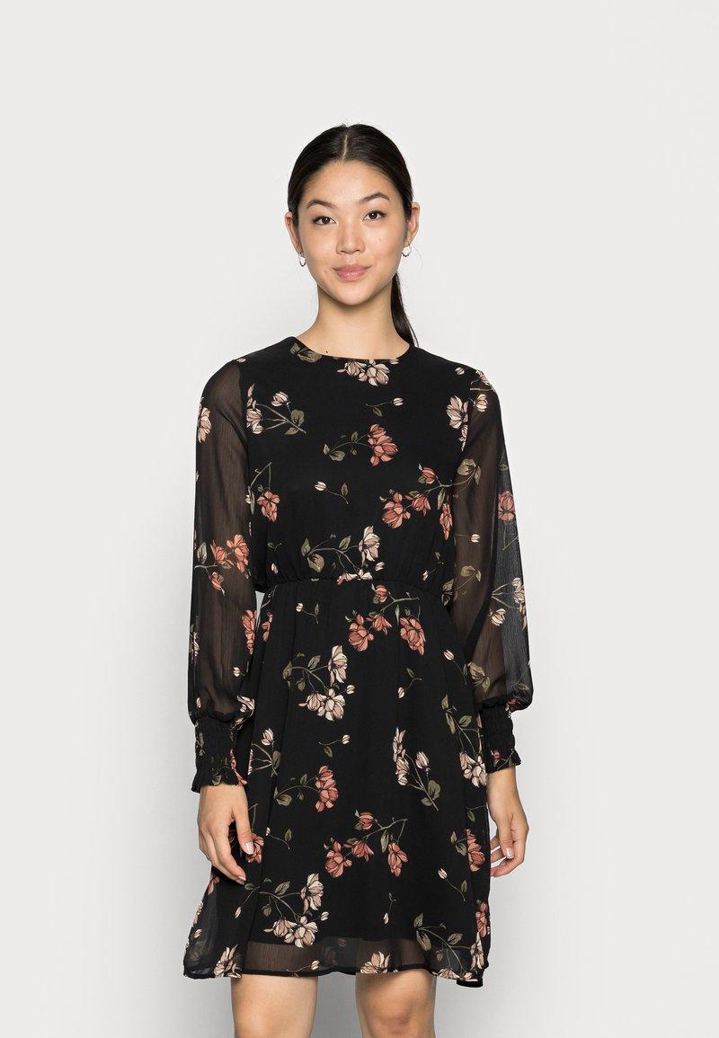 Vero Moda - VMSMILLA - Day dress - black sallie