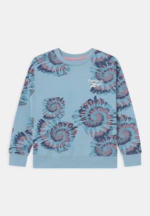 SWIRL - Sweatshirt - crystal blue
