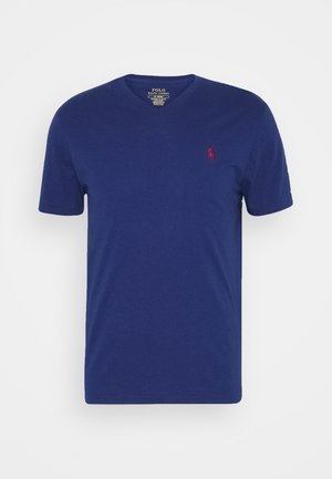SHORT SLEEVE - Basic T-shirt - holiday sapphire