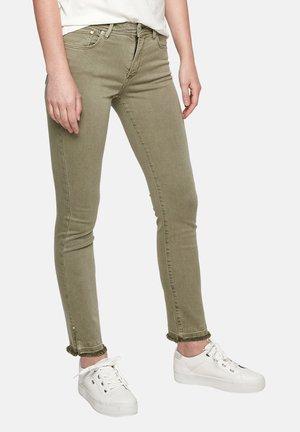 Slim fit jeans - summer khaki
