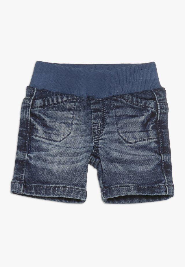 MCFARLAND - Jeans Shorts - blue denim