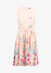 Esprit Collection - FLUENT - Cocktail dress / Party dress - peach - 5