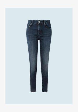 Skinny džíny - denim
