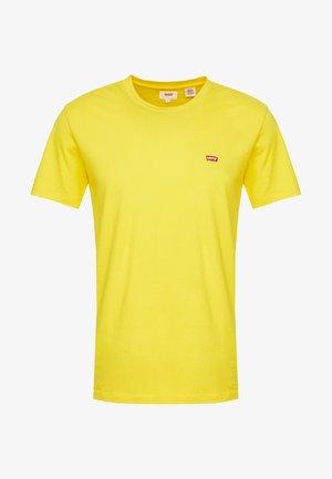 ORIGINAL TEE - Jednoduché triko - brilliant yellow