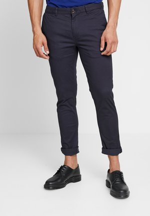 MOTT CLASSIC SLIM FIT - Chinos - night