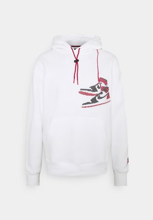 JUMPMAN HOLIDAY - Sweat à capuche - white