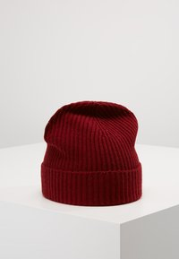 Johnstons of Elgin - CASHMERE BEANIE - Beanie - cabernet - 2