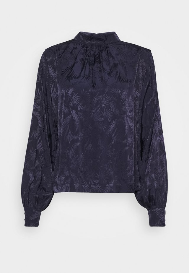 CONSTANCE BLOUSE - Bluser - night sky