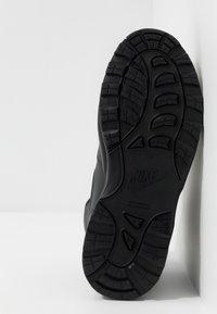 Nike Sportswear - MANOA '17 - High-top trainers - dark smoke grey/black - 4