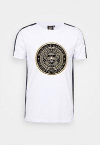 Glorious Gangsta - ALFARO TEE - Print T-shirt - optic white - 4