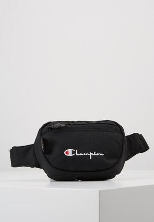 BELT BAG - Ledvinka - black