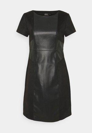 ONLELISA MIX DRESS - Robe d'été - black