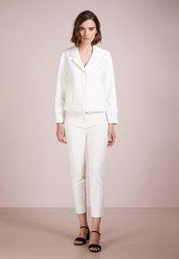 J.CREW - CAMERON PANT  - Trousers - ivory - 1