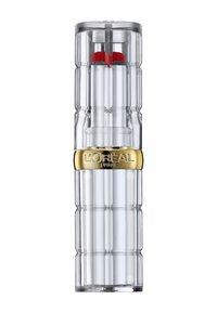 L'Oréal Paris - COLOR RICHE SHINE ADDICTION - Lipstick - 350 insanesation - 1