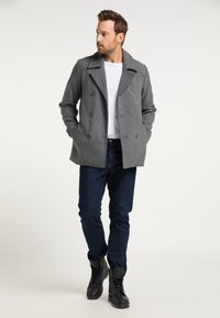 DreiMaster - Winter coat - grau melange - 1