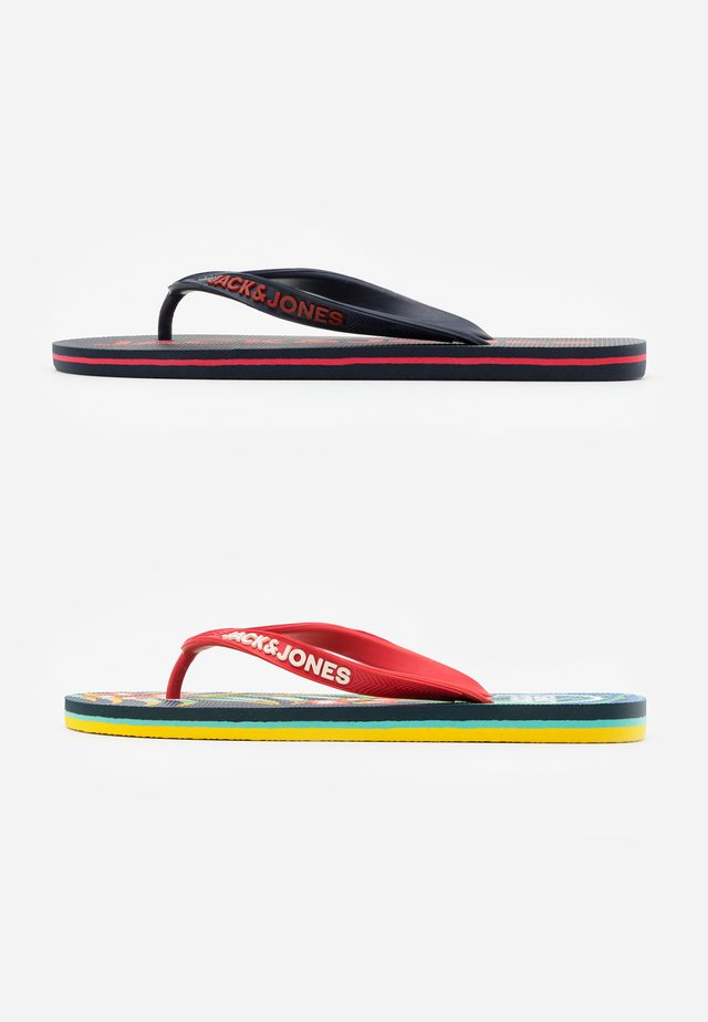 JFWFLIPFLOP 2 PACK MIX - Japonki - multicolor