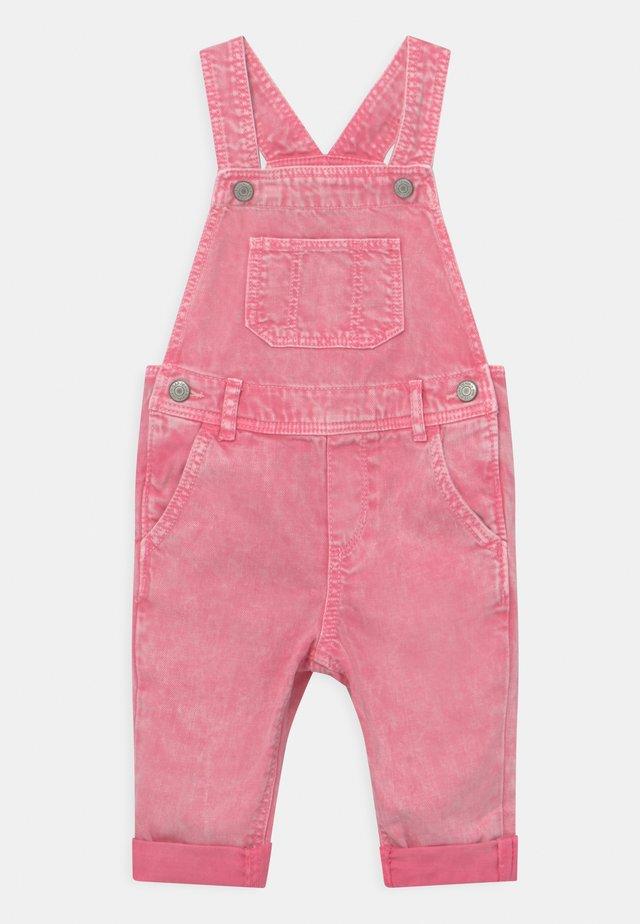 TODDLER GIRL - Dungarees - pink