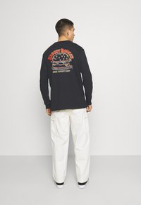 adidas Originals - THE SIMPSONS KRUSTY BURGER - Långärmad tröja - black - 2