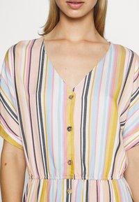Nümph - LALANGE DRESS - Shirt dress - multi-coloured - 5