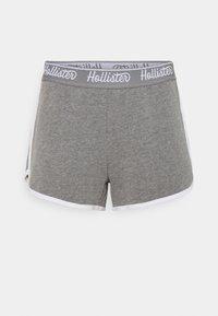 Hollister Co. - CHAIN LOGO - Shorts - grey - 4