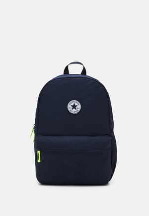 CHUCK PATCH BACKPACK UNISEX - Batoh - obsidian