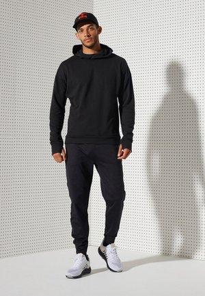 SPORT FLEX - Jersey con capucha - black
