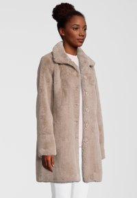 Rino&Pelle - Winter coat - silver cloud - 2