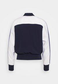 Lacoste Sport - TENNIS - Training jacket - weiß/navy blau - 6