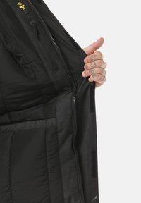 Lakeville Mountain - Winter coat - black - 4