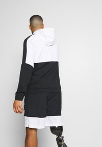 Nike Performance - DRY  - veste en sweat zippée - white/black - 2