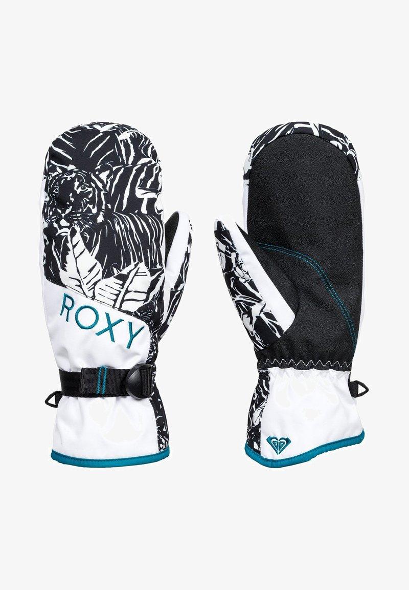 Roxy - Mittens - true black tiger camo