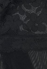 Esprit - JAINA BABYDOLL - Nightie - black - 2