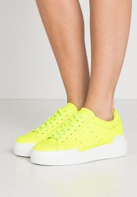 Bogner - HOLLYWOOD  - Trainers - neon yellow - 0